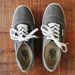 Vans Authentis Lo Pro Pewter Shoes